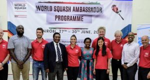 WSF stars' visit to Kenya 'not just a four-day thrill'