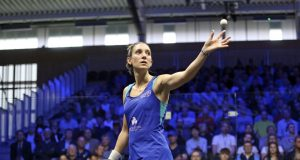 Camille Serme headlines French Open draw