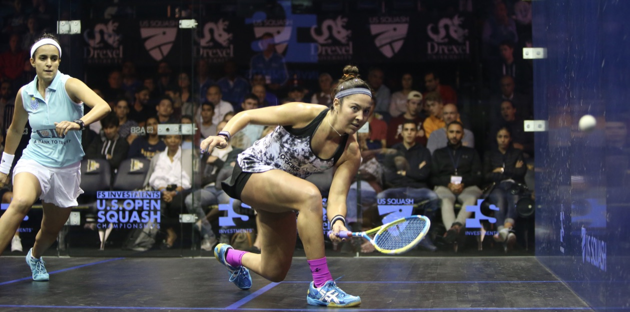 Amanda Sobhy and Nour El Tayeb set to renew rivalry in San Francisco - Squash Mad