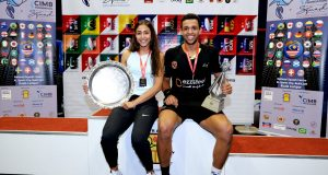 Hania El Hamammy wins on her third final and Mostafa Asal defend World Junior crown