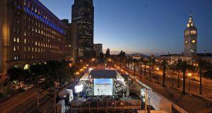 Top-class field in San Francisco