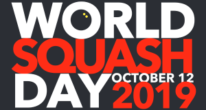World Squash Day targets one million new players