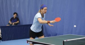 Squash star Alison Waters is London Open Racketlon runner-up at Roehampton