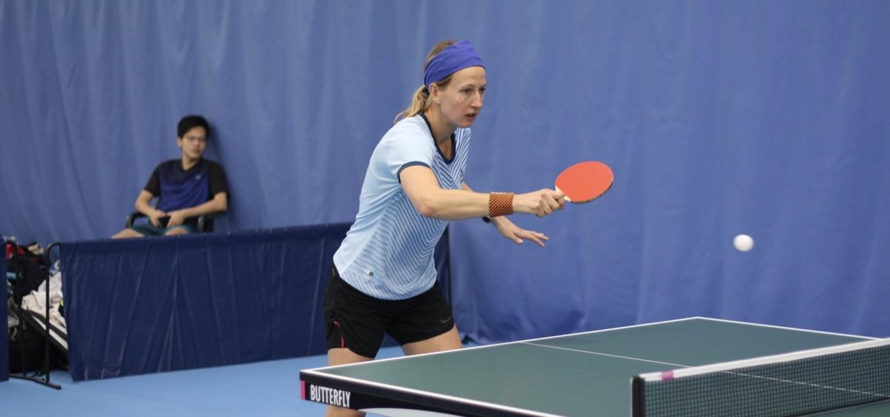 Squash star Alison Waters is London Open Racketlon runner-up at Roehampton - Squash Mad