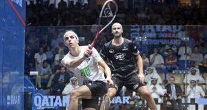 Ali Farag tops unchanged world top 20