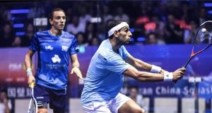Mohamed ElShorbagy fights back to halt Lucas Serme