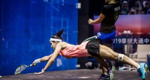 Egypt's El Tayeb and ElShorbagy beat world No.1s to lift China Open titles