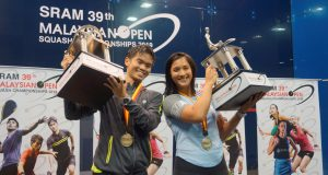 Home double for Eain Yow and Rachel Arnold in Malaysian Open