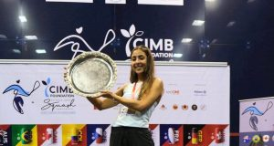 Hania El Hammamy speaks about her future after winning the coveted junior title