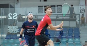 Ong Hai Sung leads Malaysians through in KL