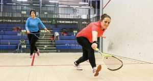 Women's Squash Week sets new targets