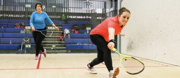 Women's Squash Week sets new targets