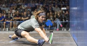 No.2 seeds Coll and Perry survive scares in France