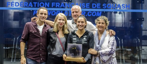Camille Serme interview: I was happy to play in France rather than go to a bigger event in China