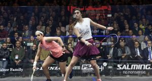 Nour El Sherbini aims to peak at the Pyramids after sitting out San Francisco
