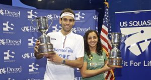 Mo and Raneem return to defend US Open crowns