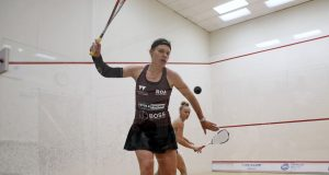 Perry and Makin lead British quartet into San Francisco quarter-finals