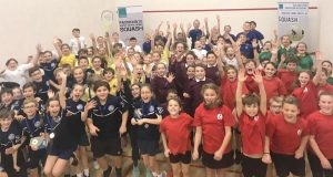 England Squash renews partnership with Off The Wall