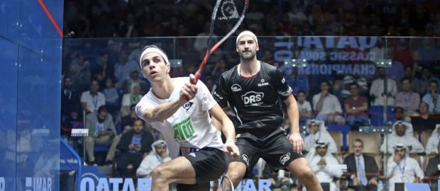 Farag tops 2019-20 PSA Men's World Championship draw in Qatar