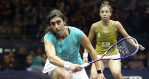 Egypt's Raneem and Nour meet in local battle to rule the world