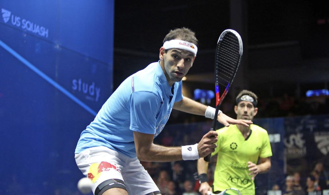 Veteran Golan makes ElShorbagy graft for US Open win