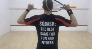 Nick Matthew Academy sparks a week of special events in the build-up to World Squash Day