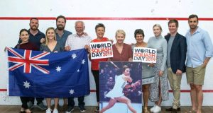 Massive success as World Squash Day attracts thousands of newcomers to the sport