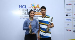 Malaysians dominate SRFI Indian Tour in Chennai