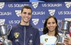 Egyptian duo Nouran Gohar and Ali Farag are 2019 U.S. Open champions