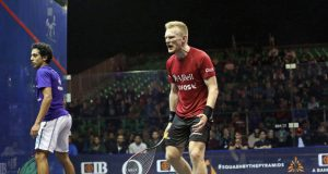 Joel Makin topples Tarek Momen for the first time in Egyptian shock
