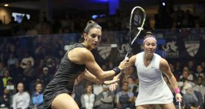 Camille Serme sinks Amanda Sobhy to halt home hopes in Philly
