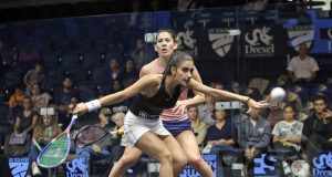 Egyptian teenager Rowan Elaraby conquers world No.6 Joelle King