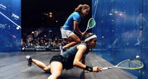 Nour El Tayeb breaks back into top three in PSA world rankings
