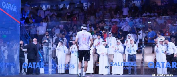 More Qatari joy as Abdulla Al Tamimi betters own record by making it into last 16 of World Champs