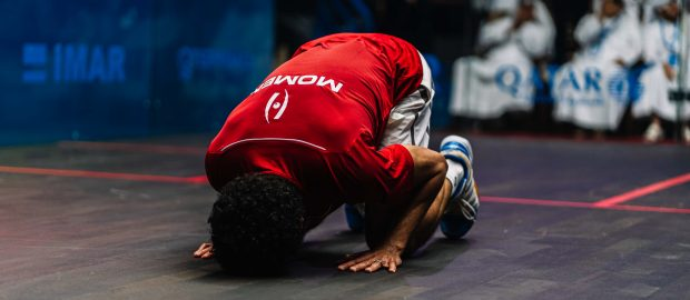 Tarek Momen wins his first major – and it's the World Championship!