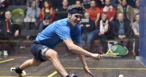 Chris Simpson quits pro squash at 32