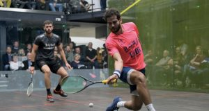 Gawad admits 'I'm still in and out in most matches and I need to concentrate better' as he wins at Weybridge