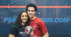 World champion Tarek Momen books his place in the PSA World Tour Finals