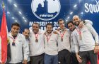 Egypt seeded to retain Men's World Team title