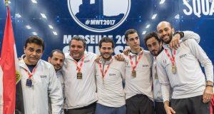 Egypt seeded to retain Men's World Team title