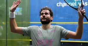 Karim Gawad returns to top three in PSA rankings