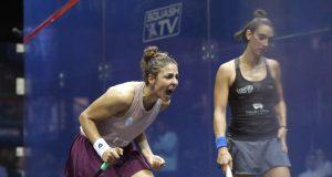 Hania El Hammamy breaks into world top 10