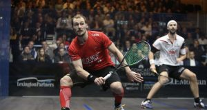 Former ToC champion Gregory Gaultier on track for PSA return at Grand Central