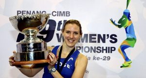 Former world champion Laura Massaro awarded an MBE in Queen's Honours List