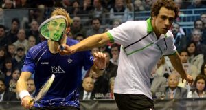 Ramy Ashour and Nick Matthew renew their rivalry in ToC Challenge