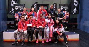Egypt dominate thrilling finals day at Dunlop British Junior Open