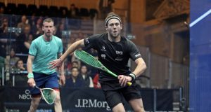 Home hopes Harrity and Hanson fall on day one of the ToC in New York