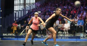 Nour El Tayeb and Joelle King seeded to meet in Cleveland Classic Final