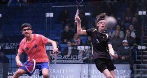 English woes as Pakistan, Egypt and Team USA light up day two of the Dunlop British Junior Open
