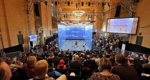 Asal Halts Gaultier to Reach J.P. Morgan Tournament of Champions Quarter-Finals